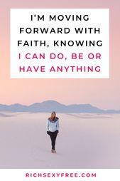 I Can Do, Be Or Have Something | Religion + Belief Affirmation | Ladies Entrepreneurs | Manifest Abundance