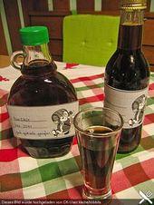 Bierlikör – sofort trinkfertig   – Essen und Trinken