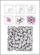 17 Zentangle Patterns To Get Your Zen Again