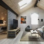 for-great-concrete bricks concrete blocks DIY Möbel_trennwand-and-DIY-room wall-off