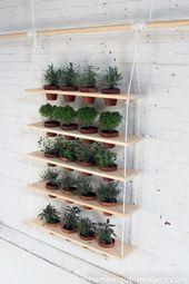 Es werde grün! Geniale Deko-Hacks mit Pflanzen (für die man keinen grünen Daumen braucht)