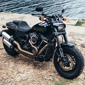2018 Harley Davidson Fat Bob #Bob #AutomotorCharleydavidson #Davidson #Fett …   – tatoo