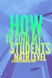 Utilizing fast assessments to assist decide a college students math talents. Grades Okay-8….