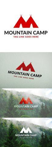 M Mountain Camp logo