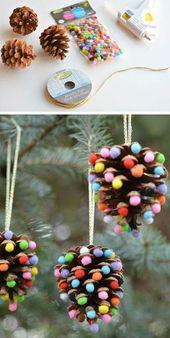 Top 30 schöne und günstige DIY Weihnachten Handwerk sicher, Sie zu begeistern – Gülfiliz BERİ