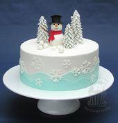 Alles richtig gemacht: Schneemann Torte für Tortenkurs – punktlich zum Wintereinbruch :-) (Tortentantes Tortenwelt – DER Tortenblog mit Anleitungen und Tipps für Motivtorten) – Birthdays party