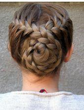▷ 1001+ idées de hairstyle avec une tresse collée + les étapes pour la réalisation