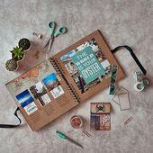 34 Geschenkideen für Reisende, die reisen möchten Erfahren Sie, wie Sie Ihre Scrapbooking-Seiten in einem unserer Scrapbooking-Workshops hervorheben können – in London, Manchester oder Glasgow
