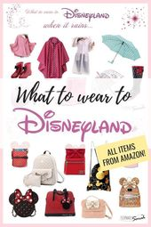 What to wear to Disneyland or Disney World – the perfect outfits for adults!
