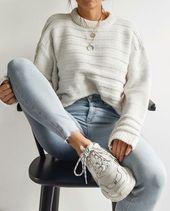 – Lässiges Herbstoutfit, Winteroutfit, Style, Outfit Inspiration, Millennial   – klamotten
