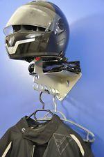 Helmhalter für Helm- und Motorradbekleidung MAXI R – Werkstattlager – #f … -….   – Motorrad