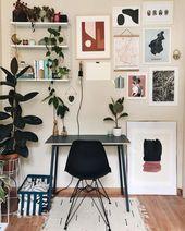 Ich habe nach einem … #cleananddecoratewithme #Decor #decorideas #decorativeplaster #decora… – interior details  