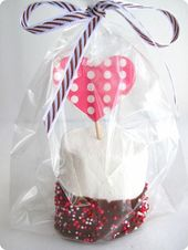 14 Valentines Day Food Ideas {For the Classroom} – My List of Lists   Find the...