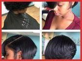 Quick Weave Short Bob 127534 Black Short Bob Hairstyles with Weave Lovely Bob Hairstyles Eleg ...