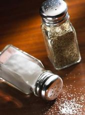 How to Separate Salt and Pepper