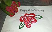 Liste der einfachen Valentinstag Bastelarbeiten für Kinder – Crafty Morning – viel Papier ……