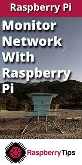 How to use Raspberry Pi to monitor network? (Nagios)