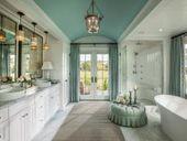 Master Bathroom From HGTV Dream Home 2015