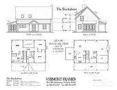 Starksboro Dutch Saltbox / Kap   – The New House