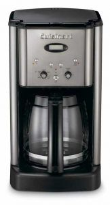 Cuisinart Dcc 1200bch Brew Central 12 Cup Programmable Coffeemaker Cuisinart Coffee Maker Stainless Steel Coffee Maker Best Drip Coffee Maker