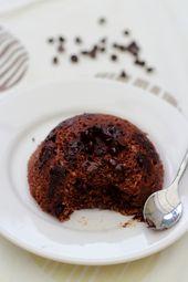 Bowlcake tout chocolat – Amandine Cooking