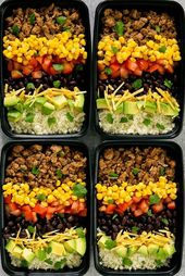 12 Clean Eating Recipes For Weight Loss: Meal Prep For The Week