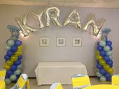 Party Paradise is the best option for Huntington wood balloon Decor that will go fantastic on backdrop & Stage decoration at Michigan. Call now fo...