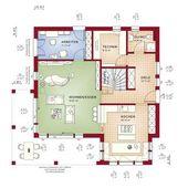 Fantastic 163 V6 – Bien Zenker – Fertighaus   – interior design