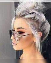 30+ dernières coiffures courtes pour les femmes 2019 – # Coiffures #Coiffures Courtes #sho ….   – Kurze haare 2019