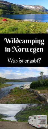 Jedermannsrecht in Norwegen • Bedeutung & Tipps