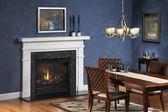 Caliber 36 Gas Fireplace Insert Cost Gas Fireplace Cabin Interiors