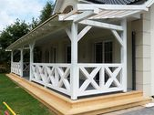 34 ideas for covered verandas and terraces! – Garden – Housing Magazine