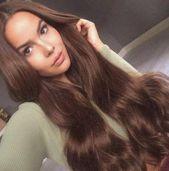 Super Haarfarbe schokoladenbraun Instagram Ideen Haar #chocolatebrownhair