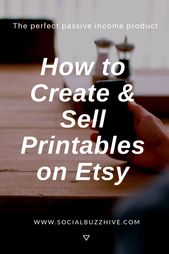 Etsy Printables To Sell Online – Socialbuzzhive.com – Finance Tips|Make Money|Money Mindset