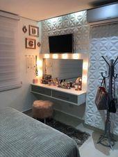 44 Wohnheimzimmer Ideen Essentials schaffen einen stilvollen Raum 26