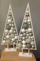 Amazing Christmas Tree Projects #WoodWorking – # Amazing #Christmas Tree …
