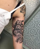 100 Arm Tattoo Ideas for Men and Women   – tattoo ideas
