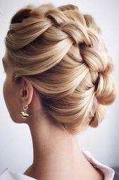 Derfrisuren.top 30 Pretty Prom Hairstyles For Short Hair | LoveHairStyles.com short Prom pretty LoveHairStylescom lovehairstyles hairstyles Hair