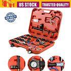 28 Pcs Radiator Pressure Tester Kit Coolant Vacuum Type Cooling