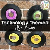 Technology Themed Get To Know You Activity – 2 Peas and a Dog