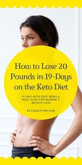 19-tägiger Keto-Diät-Speiseplan und Menü zur Gewichtsreduktion für Anfänger