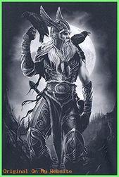 Tatuaje de Vikinger – Camiseta de ángel tóxico Odin schwarz: Amazon.de: Bekleidung #wikingertattoo #vi …  – Vikinger Tattoo