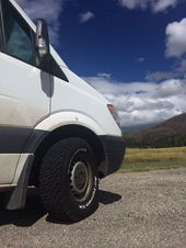 Outside Magazine And New Tires Outside Magazine New Tyres Sprinter Van