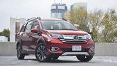 Honda BR-V 2020, getestet: bessere Oberflächen, frischeres Gesicht und Platz für sieben (+ Video)   – Automóviles en México