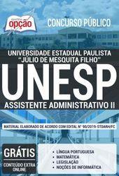 Apostila Preparatoria Concurso Universidade Estadual Paulista