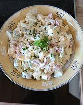 Ensalada de queso: simple y deliciosa   – Salat