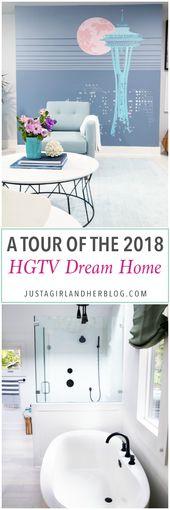 A Tour of the 2018 HGTV Dream Home