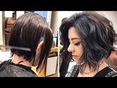 Trendige Frisuren 2019 | 12 kurze Haarschnitt-Ideen für Frauen | Neue Frisur & Transformation GRWM - YouTube