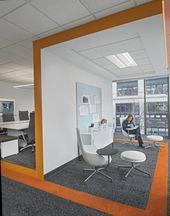 ✔ Office Design Business Commercial #interiors #makeitminimal #minimalismnusan…