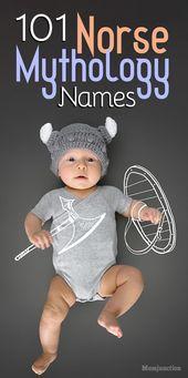 101 noms de mythologie nordique les plus populaires   – Unique Baby Names